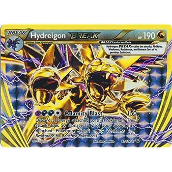Pokemon - Hydreigon BREAK (87/114) - XY Steam Siege - Holo