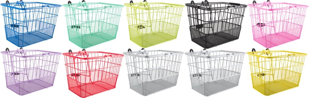 Sunlite Standard Mesh Bottom Light Off Basket w/ Bracket