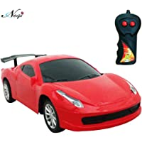 Negi 1:24 Battery Operated Remote Control Ferrari Model Car_ Color May Vary