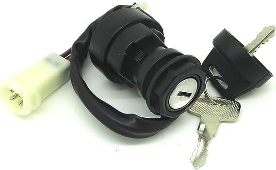 Ignition Key Switch YAMAHA BREEZE 125 YFA125 1989 1991 1992 1993 1994 ATV NEW