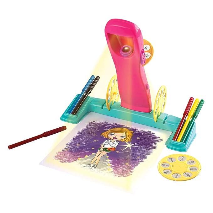 PlayGo - Proyector dibujo con luz y accesorios (46423)