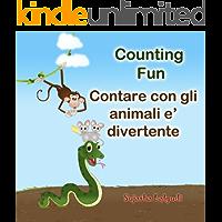 Childrens Italian books: Animal counting fun. Contare con gli animali e' divertente: Learn Italian with stories.Children…
