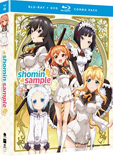 Shomin Sample: The Complete Series
