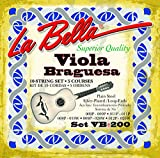 LaBella Viola Braguesa 10 String Set - 5 Course VB200