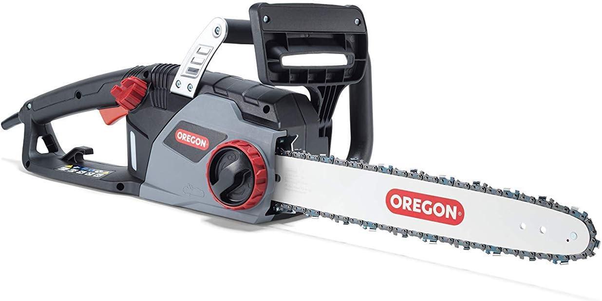 Oregon 603349 CS1400-Motosierra eléctrica (230 V, Longitud de Corte 40 cm), 40cm
