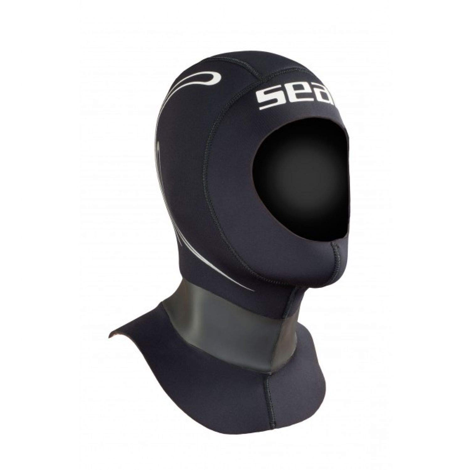 SEAC Tekno Scuba Diving Neoprene Wetsuit Hood 5mm XXL by SEAC