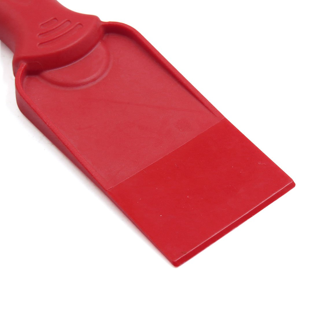 uxcell 2 Width Red Plastic Car Window Sticker Vinyl Film Wraps Remover Scraper a18041800ux0420
