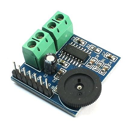 PAM8403 2 canales Mini Digital Amplificador De Audio Placa w Control De Volumen