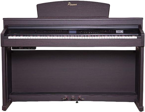 Pianova PR-175 RW - Piano Digital con 88 Teclas Contrapesadas ...