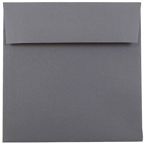 Amazon Com Jam Paper 6 X 6 Premium Square Invitation Envelopes