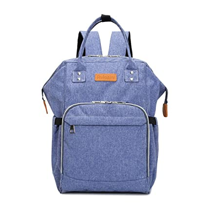 Multi-use Large Mummy Newborn Baby Diaper Nappy Backpack Mom Changing Travel Bag