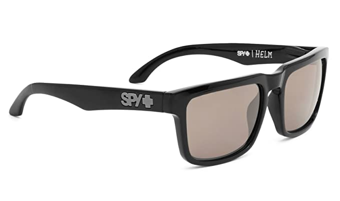 d0817b1409 Amazon.com  Spy Optic Helm Sunglasses (Black