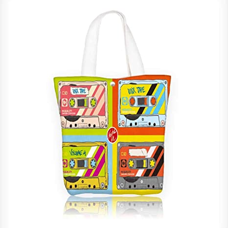 Image Unavailable. Image not available for. Color  Women s Canvas Tote Bag 80664dadafc57