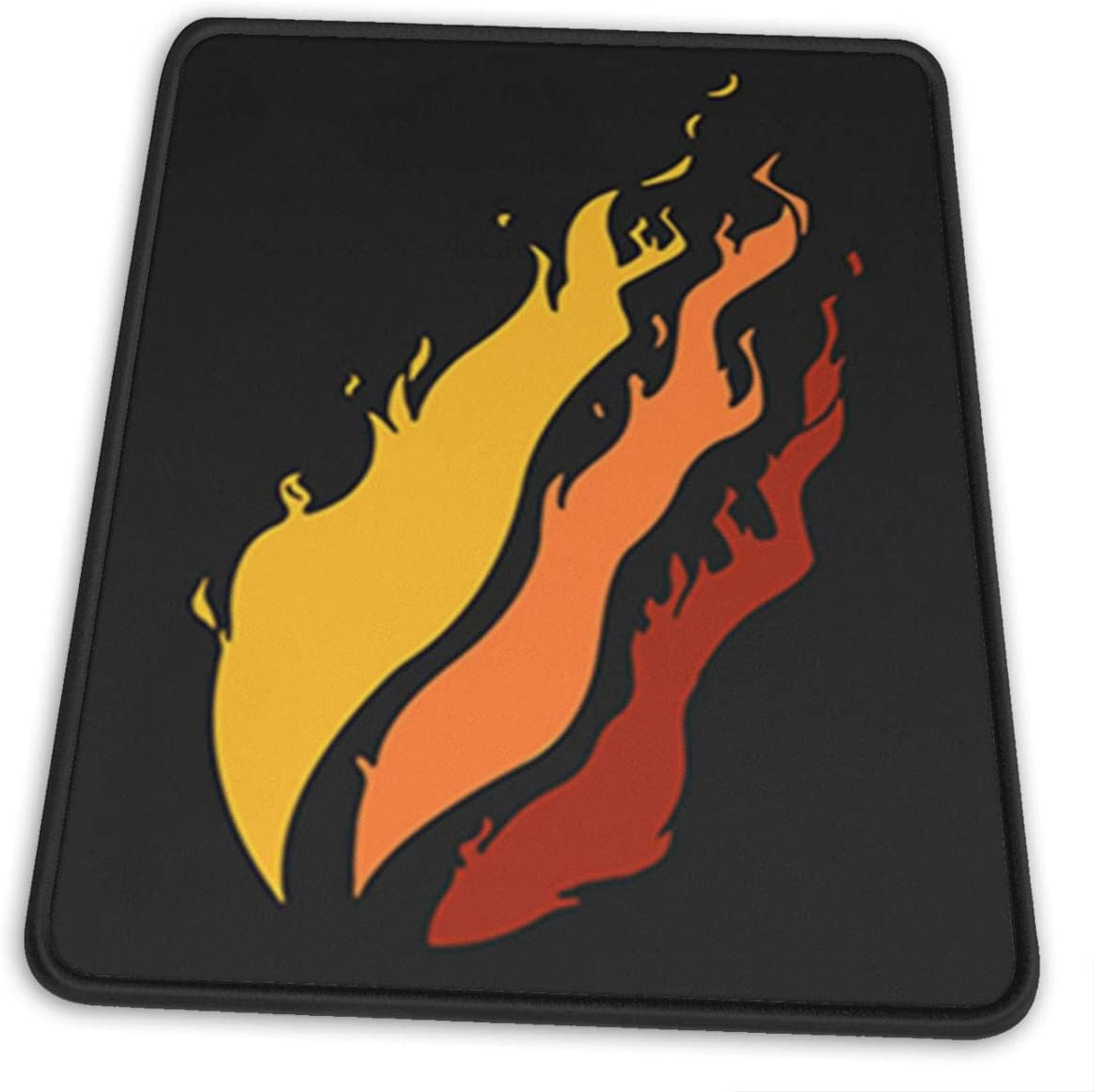 Prest-on Playz Fire NAT-ion Full-Frame Printed Precision Hemming Mouse Pad 10 X 12 Inch