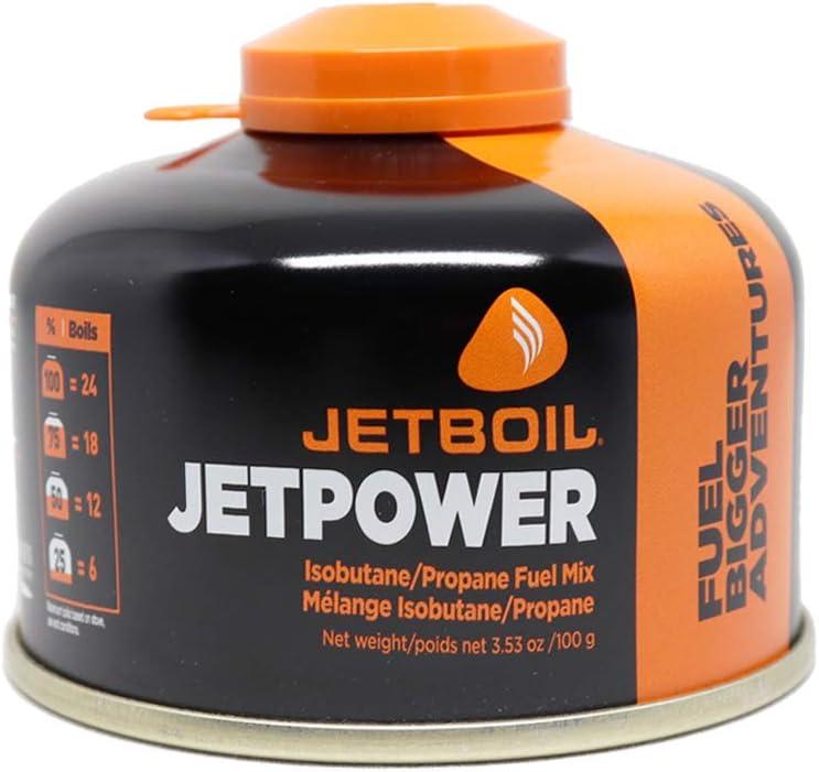 Jetboil Jetpower Fuel, 100 Grams