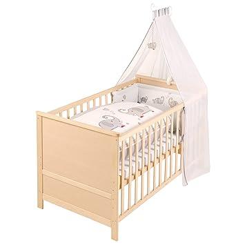 Nevera Cuna de madera Incluye cama Equipamiento Jumbo Twins • Baby ...