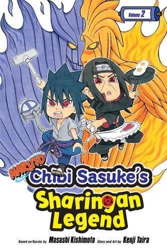 Naruto: Chibi Sasuke's Sharingan Legend, Vol. 2 (Shonen Naruto Jump)