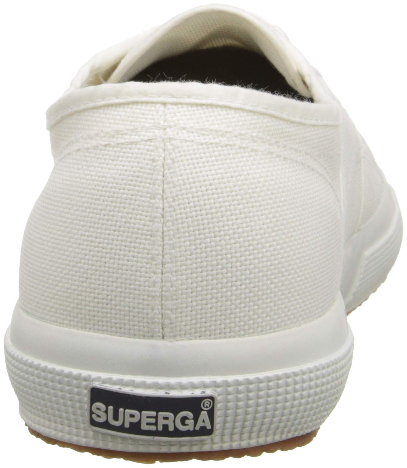 Superga 2750 Cotu Classic, Unisex Adults' Low-Top Sneakers, White, 7.5 UK (41.5 EU) by Superga (Image #2)