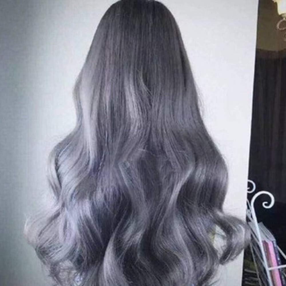 100 G gris tinte para el pelo ahumado gris Punk Style ...