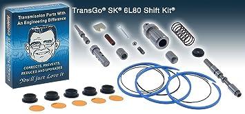 TransGo SK6L80 Shift Kit Fits 6L80 6L80E 6L90 6L90E