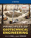 Principles of Geotechnical Engineering, SI Version, Das, Braja M. and Sobhan, Khaled, 1133108679