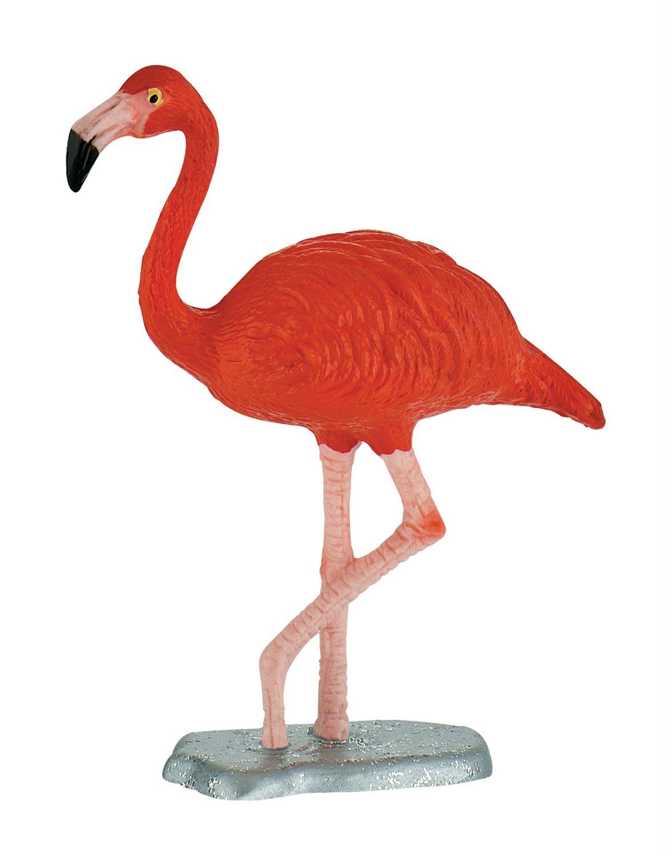 Bullyland 63717 - Flamingo figura de juguete, aprox. 7 cm), color ...