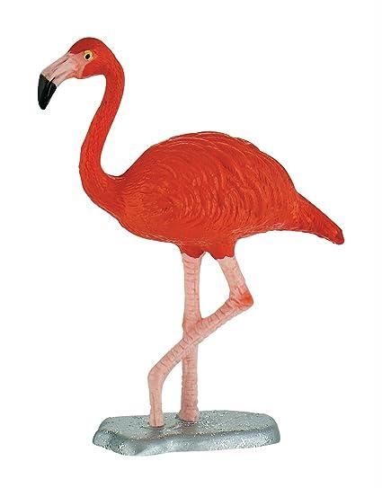 Bullyland 63717 - Flamingo figura de juguete, aprox. 7 cm ...