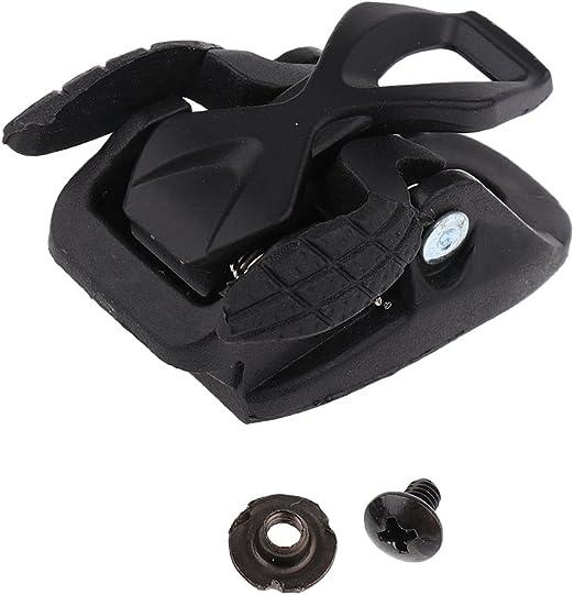 MagiDeal Boucle Clasp de Roller en Ligne Avec Vis de Support Accessoire Remplacement de Roller en Ligne Patin /à Roulettes Inline