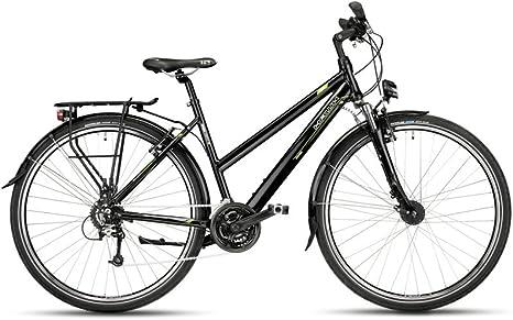 Hawk Bikes Green Trekking Lady – – Bicicleta para mujer de ...
