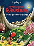 Der kleine Drache Kokosnuss und der geheimnisvolle Tempel  (Die Abenteuer des kleinen Drachen Kokosnuss, Band 22)