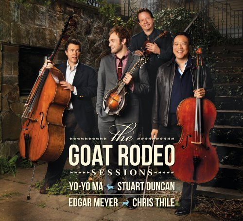 Music : The Goat Rodeo Sessions by Yo-Yo Ma, Stuart Duncan, Edgar Meyer, Chris Thile (2011-10-24)