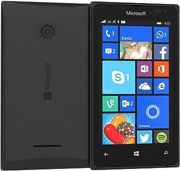 Microsoft Lumia 532 Single SIM Smartphone Compact: Amazon.es ...