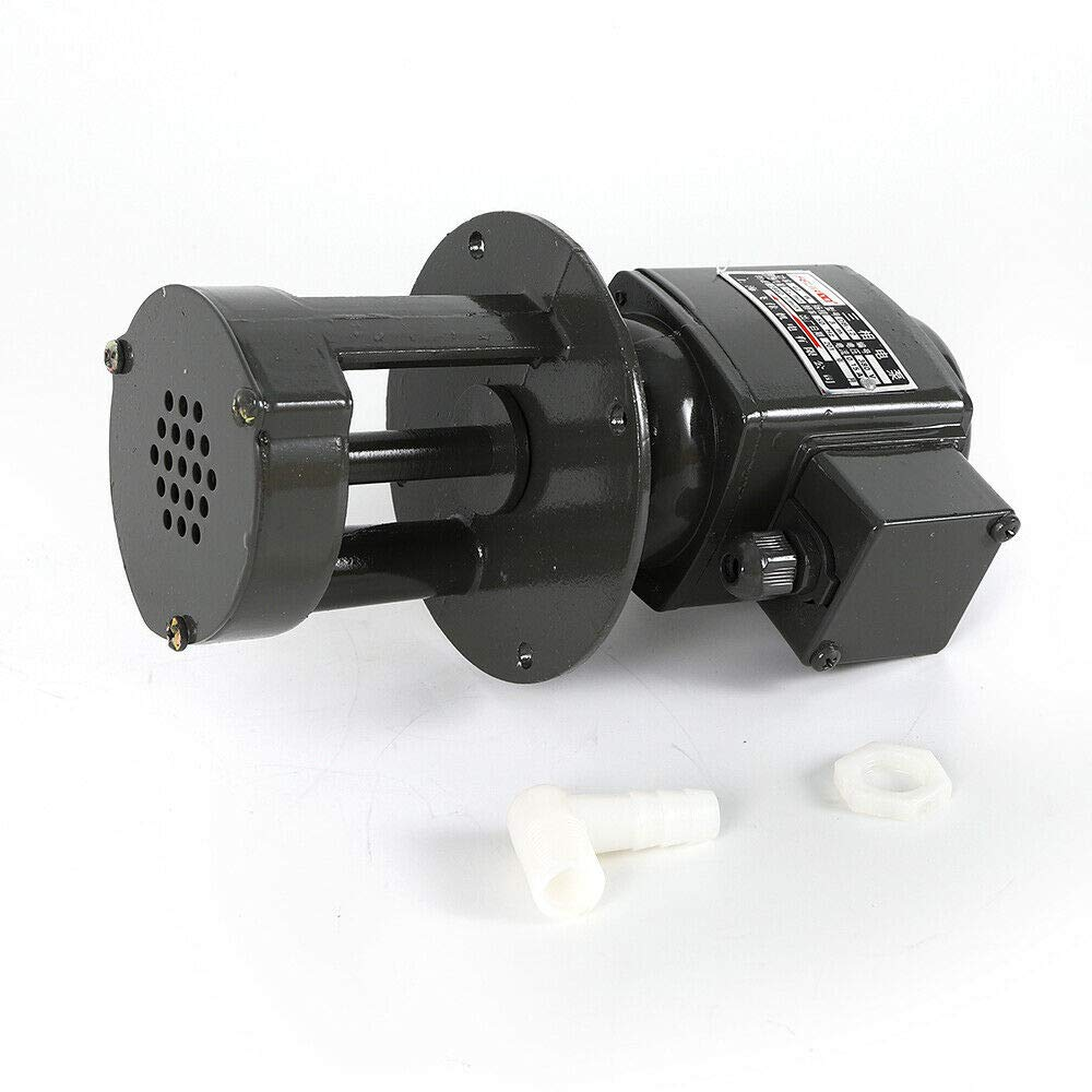 Coolant Pump for Lathe Grinder /& Mill Cooling Water Coolant Pump Three Phase US