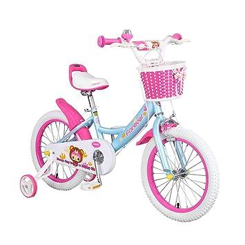 Amazon.com: Bicicleta para niñas de 3 a 6 años de edad para ...