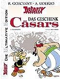 Die ultimative Asterix Edition 21: Das Geschenk Cäsars (Asterix Die Ultimative Edition, Band 21)