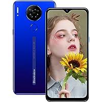 """Smartphone Libre 4G, Blackview A80 6.21"""" HD+ Pantalla con Cámara Cuádruple 13MP, 16GB ROM, 128GB SD Batería 4200mAh…"""