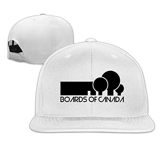 HHNYL Boards of Canada Snapback Flat Bill Hats Cap Plain Blank Caps for  Men Women at Amazon Men s Clothing store  49b1c1f0a32