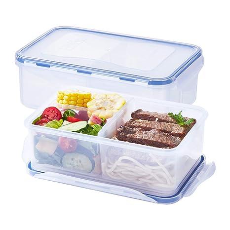 Amazon.com: Contenedor de comida preparada – Control de ...