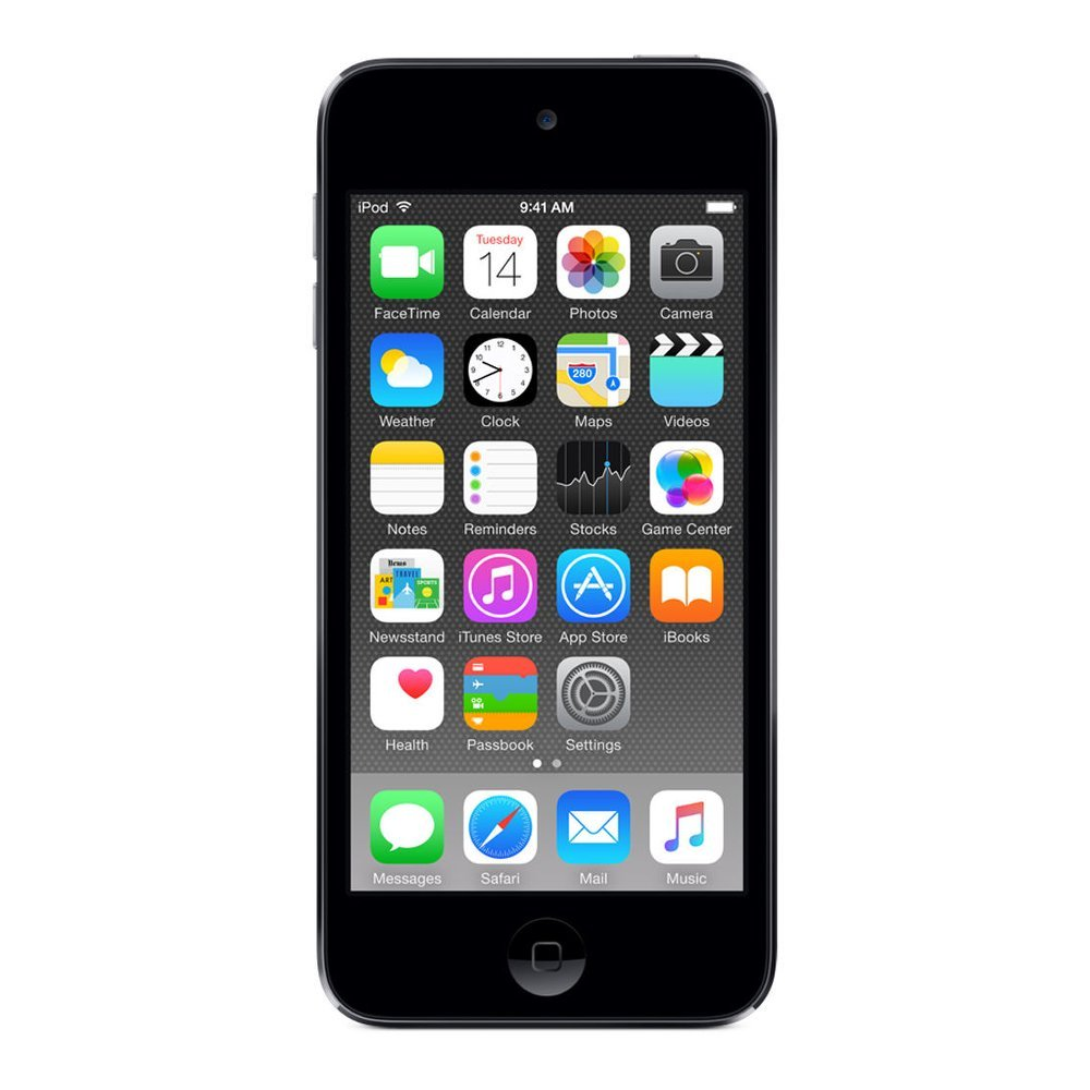 Apple iPod touch 128GB Space Gray (6th Generation) NEWEST MODEL by Apple