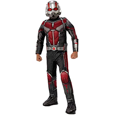 Rubie's Costume Antman And The Wasp Deluxe Childs Antman Costume: Toys & Games