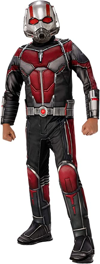 Rubie's Ant-Man Boy's Deluxe Ant-Man Costume, Small