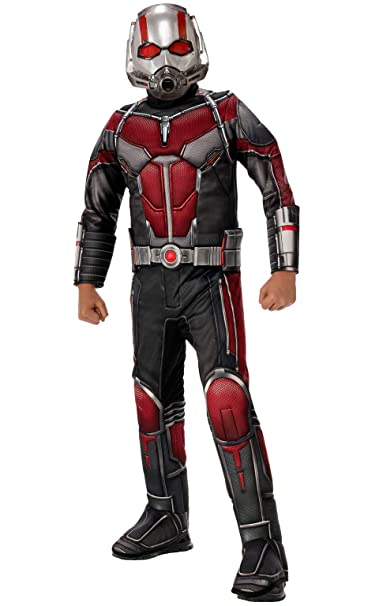 Amazon.com: Rubies Ant-Man Boys Deluxe Ant-Man Costume ...