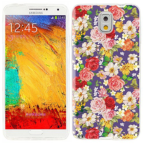 note3 Case, Samsung note 3 Case, Galaxy note3 Case , ChiChiC full Protective unique Case slim durable Soft
