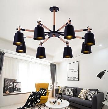 Holzdecke lampe schlafzimmer moderne einfache restaurant ...