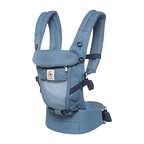Ergobaby Adapt Cool Air - oxford - Mochilas portabebé, color Azul