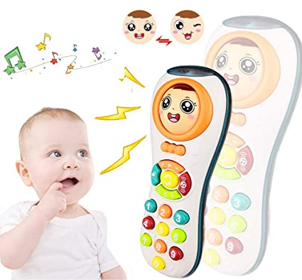 Amazon com: HenMerry Kids Toy Remote, Baby Pretend Play