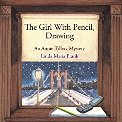 Girl With Pencil, Drawing