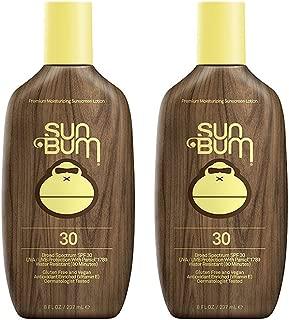 product image for Sun Bum Moisturizing jfClz Sunscreen Lotion, SPF 30 (2 Pack)