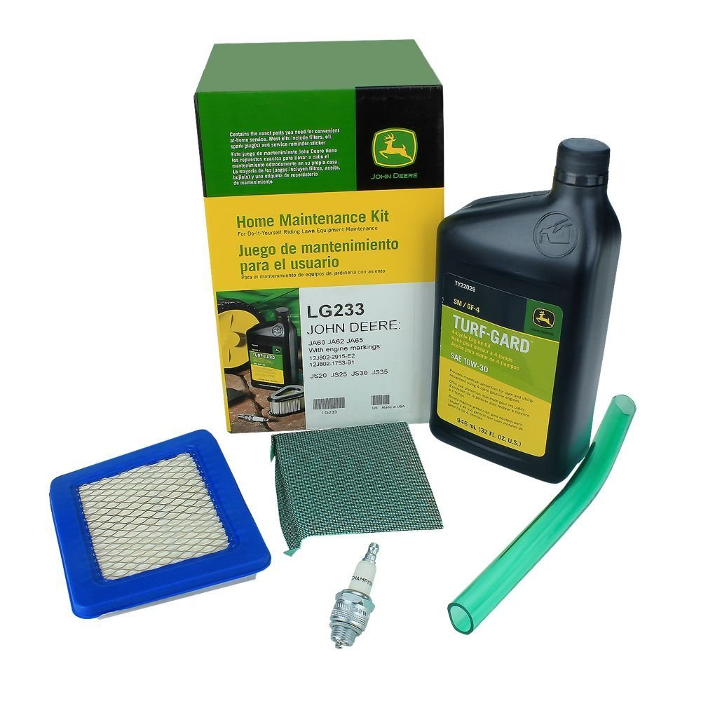 John Deere Home Office. Amazon Com John Deere Original Equipment Filter Kit  Lg233