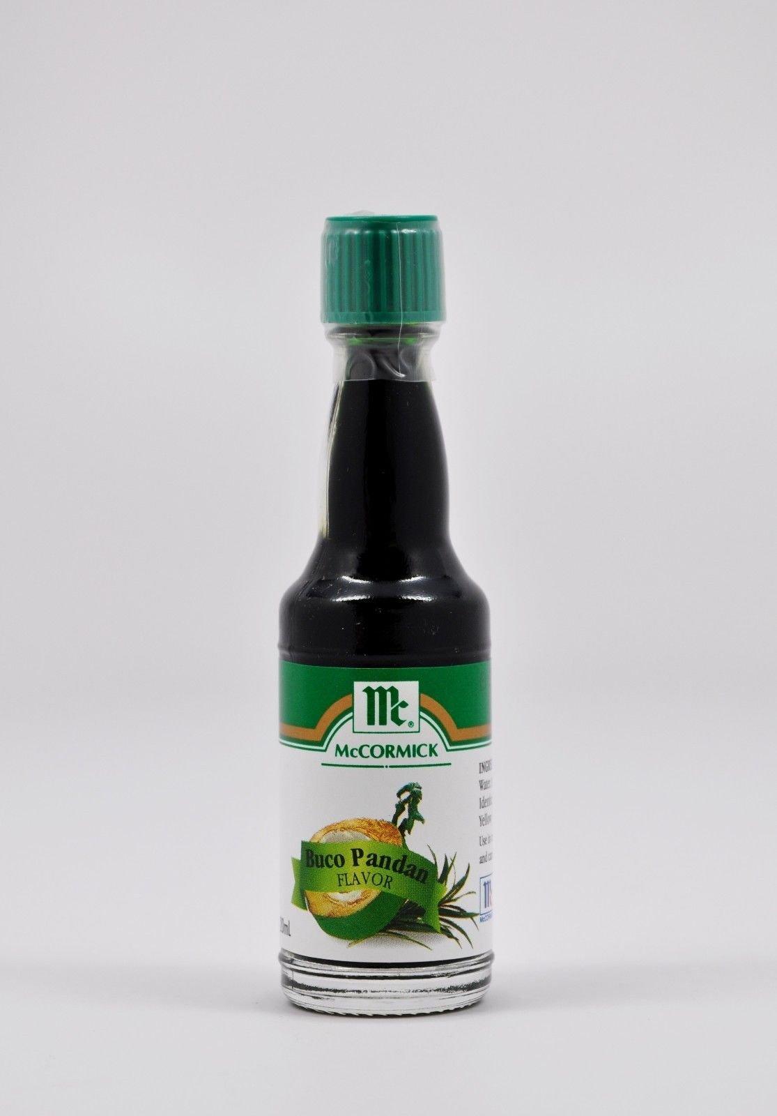 McCORMICK Buco Pandan Flavor Extract 1 x 20ml